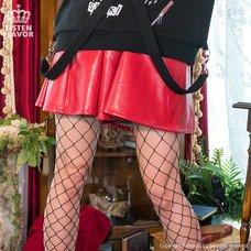 LISTEN FLAVOR Circular Harness Skirt