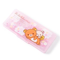 Rilakkuma Happy School Geometry Set