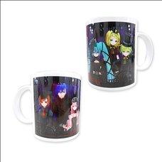 Hatsune Miku Vampire Fest Mug
