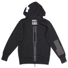 TOA Heavy Industries Weatherproof Hooded Jacket (Black)
