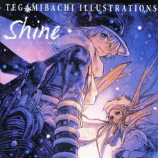Tegami Bachi Illustration Collection SHINE