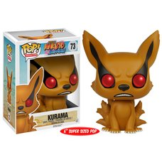 "Pop! Animation: Naruto - Kurama (6"" Super Sized Pop)"