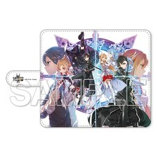 Sword Art Online: Alicization Smartphone Flip Case
