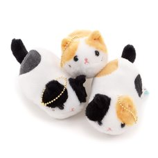 Tsuchineko Cat Ball Chain Plush Collection