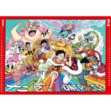 One Piece 2019 Comic Calendar