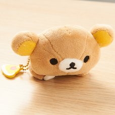 Rilakkuma Plush Badge (Lounging)