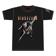 Resident Evil Zero Title Number T-Shirt