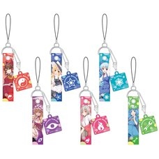 Touhou Project Phone Strap