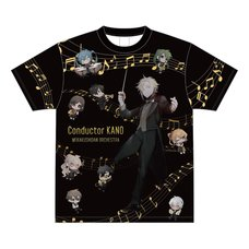 Kagerou Project Orchestra Ver. Graphic T-Shirt