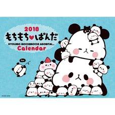 Mochi Mochi Panda 2018 Calendar
