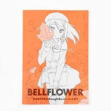 Bellflower: Kantoku Rough & Line Art #3