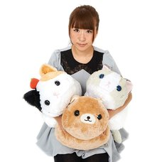 Tsuchineko Fuwa Fuwa Cat Plush Collection (Big)
