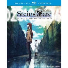 Steins;Gate the Movie: Load Region of Déjà Vu Blu-ray/DVD Combo Pack
