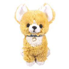 PUPS! Medium Beige Chihuahua Plush
