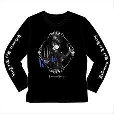 Hatsune Miku Halloween Kaito Long T-Shirt