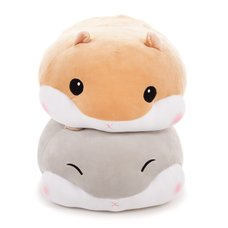 Tsumeru! Mochikko Coroham Coron Big Hamster Plush Collection