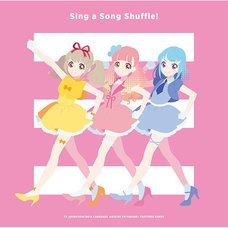 Sing a Song Shuffle! | TV Anime Data Carddass Aikatsu on Parade! Insert Song CD