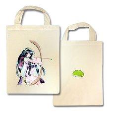Tohoku Zunko Cotton Bags (A4 Size)