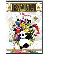Ranma 1/2 OVA & Movie Collection DVD