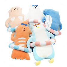 Kanazuchi Friends Cool Cushion Collection