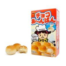 Choco Anpan: Condensed Milk