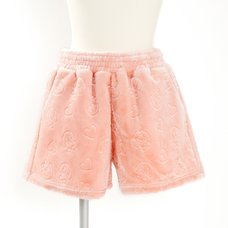 milklim Cute Puppy Fluffy Shorts