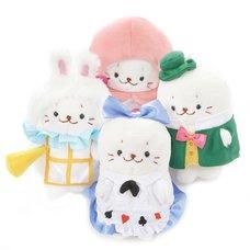 Sirotan Costumed Plush Mascot Collection