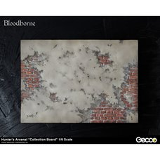 Bloodborne Hunter's Arsenal Collection Board 1/6 Scale Accessory