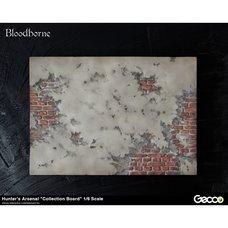Bloodborne Hunter's Arsenal Collection Board 1/6 Scale Accessory