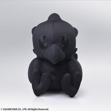 Final Fantasy Chocobo Autograph Plush: Black Ver.