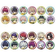 A3! Character Pin Badge Collection Box Set