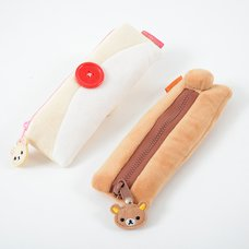 Rilakkuma Plush Pen Pouches