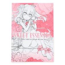 Sweet Essentia: Takuya Fujima Rough & Line Art