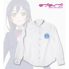 Love Live! Umi Member Shirt (Ladies')