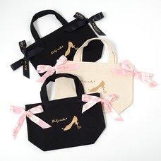 Pinkymika TOGE High Heel x Ribbon Tote Bag