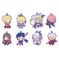 Fate/Grand Order x Sanrio Rubber Straps