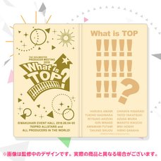 THE IDOLM@STER PRODUCER MEETING 2018 Official Ticket Case