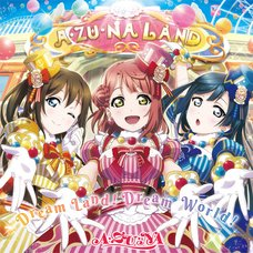 Love Live! Nijigasaki Academy School Idol Club  A・ZU・NA 1st Single CD