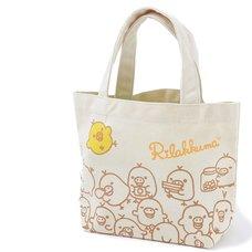Kiiroitori Ippai Small Tote Bag