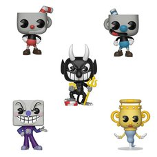 Pop! Games: Cuphead Series 1 - Complete Set