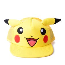 Pokémon Pikachu Big Face Hat with Ears