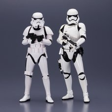 ArtFX+ Star Wars First Order Stormtrooper Figure 2-Pack