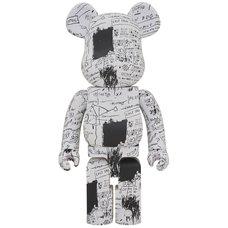 BE@RBRICK Jean-Michel Basquiat Vol. 3 1000%