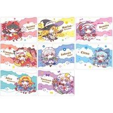 Touhou Project Mokyu Fuwa Mouse Pads