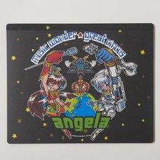 angela Non Stop Mousepad