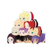 Mochi Mochi Mascot Fate/Grand Order Vol. 3 Box Set