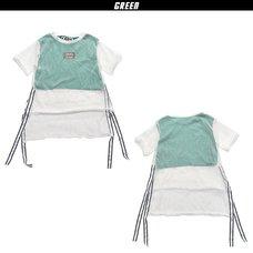 ACDC RAG See-Through T-Shirt