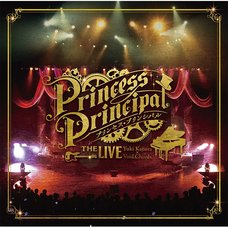 Princess Principal The Live Yuki Kajiura x Void_Chords Live CD (2-Disc Set)
