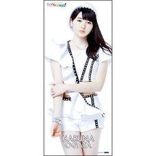 Morning Musume。'15 Gradation Tour Microfiber Towel - Haruna Ogata