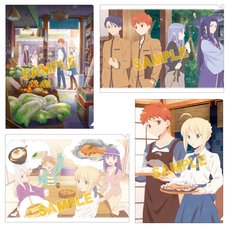 Today's Menu for Emiya Family Clear File Collection